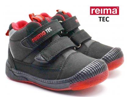 Dětské boty REIMA Passo Black