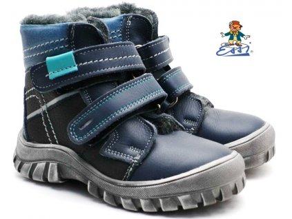 Zimní boty SÁZAVAN ESSI S 2037 modré