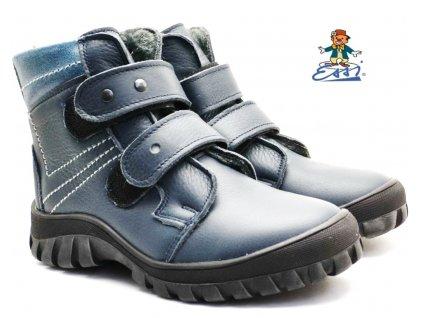 Zimní boty SÁZAVAN ESSI S 2060 modré