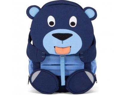 AFFENZAHN Dětský batoh Bela Bear velký kamarád