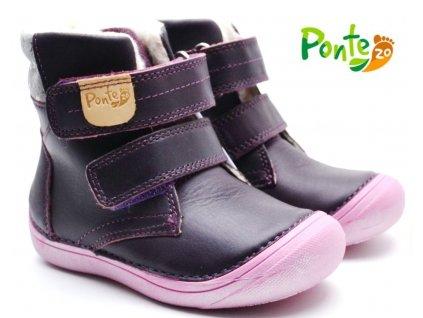 Zimní boty PONTE PV120-DA03-1-825C violet