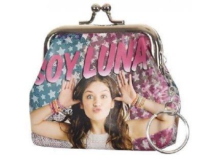 Dívčí peněženka SOY LUNA hq 2582 lila