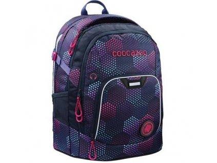 Školní batoh Coocazoo RayDay Purple Ilusion