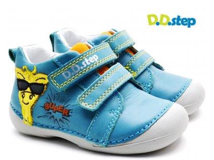 Dětské boty DDStep 015-798 žirafa
