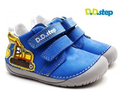 Dětské barefoot boty DDStep 070-506C bagr
