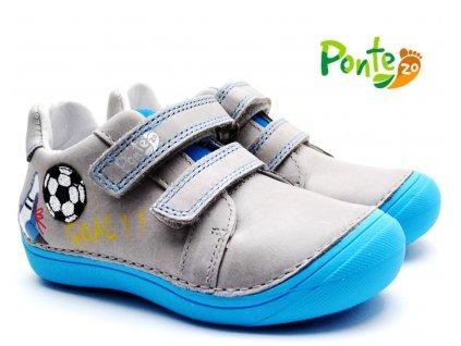 Dětské boty PONTE PP121-DA03-460 šedé