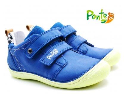 Dětské boty PONTE PP121-DA03-460 šedé624 blue