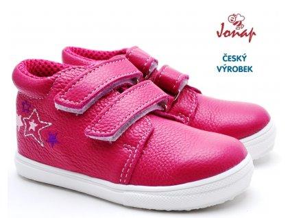 Dětské boty JONAP 022/MV růžové