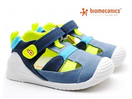 Dětské sandále BIOMECANICS 212223