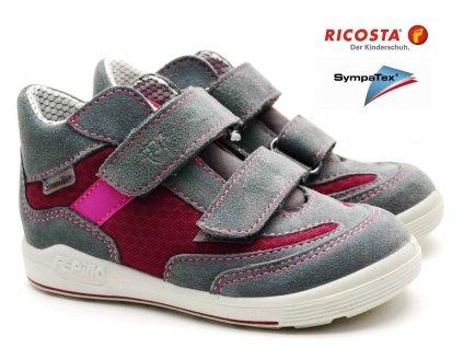 Dětské boty RICOSTA 24243 Rico
