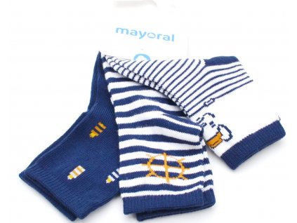 Dětské ponožky MAYORAL 10.008 012 3balení