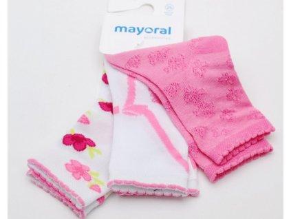 Dětské ponožky MAYORAL 10.012 047 3balení