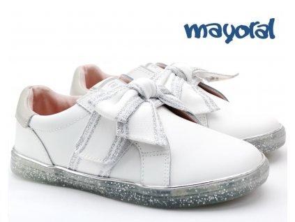 Dětské boty MAYORAL 45.241 055 white