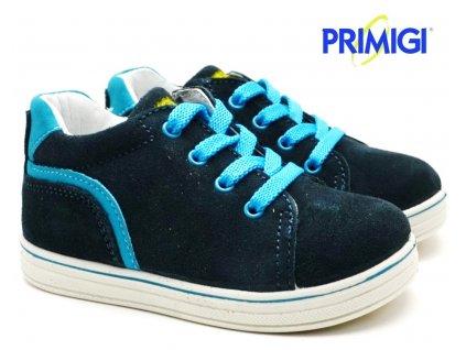 Dětské boty PRIMIGI 73710 11 Navy