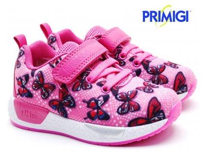Dětské tenisky PRIMIGI 74475 00 fuxia