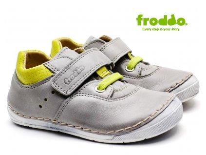 Dětské boty FRODDO G2130223-2 Grey