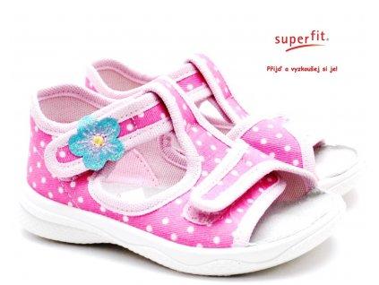 Sandále SUPERFIT 1-000293-5010