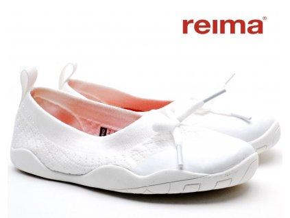 Dětské tenisky Reima Fiksu White