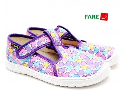 FARE BARE dětské papuče 5202492