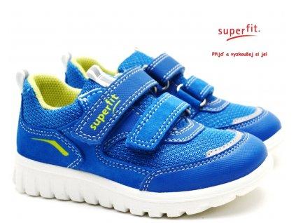 Dětské boty SUPERFIT 1-006194-8010
