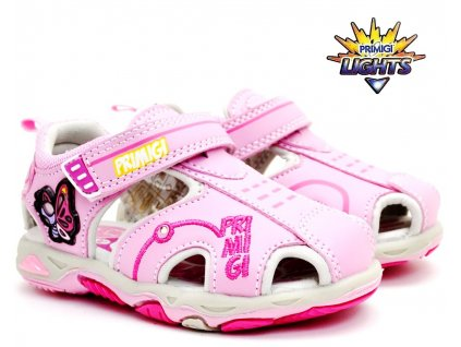 Dětské blikající sandále PRIMIGI 7450900