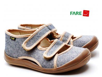 Dětské textilní sandálky 4118471