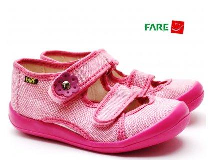 Dětské textilní sandálky FARE 4118454