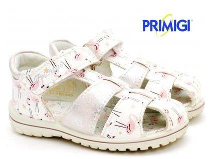 Dětské sandále PRIMIGI 3378211 plameňáci