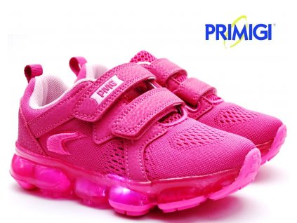 Dívčí botasky PRIMIGI 7458500 blikající
