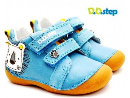Dětské boty DDstep 015-459 sv. modrá