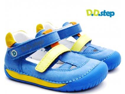 Dětské sandále DDstep 070-698