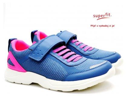 Dětské boty SUPERFIT 1-000211-8020