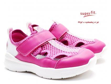 Dětské sandále SUPERFIT 1-000311-5000