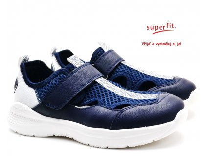 Dětské sandále SUPERFIT 1-000311-50000