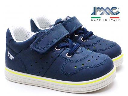 Dětské boty IMAC AYGO 19 blu