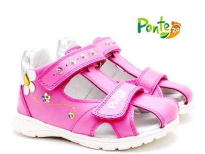 Dětské sandále PONTE PS121-DA05 pink
