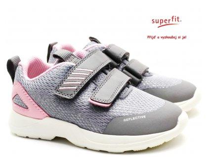 Dětské boty SUPERFIT 0-609207-2600