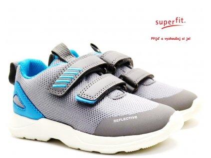 Dětské boty SUPERFIT 0-609207-2500