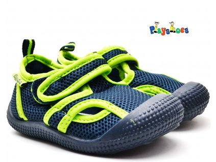 Sandále do vody Playshoes 174710 marine