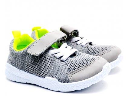 Dětské tenisky SLOBBY 131-0049 šedé