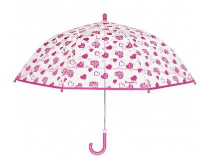 Dětský deštník Playshoes 448531 Puntíky