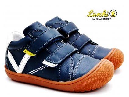 Dětské boty LURCHI 33-12042-02 Jeans