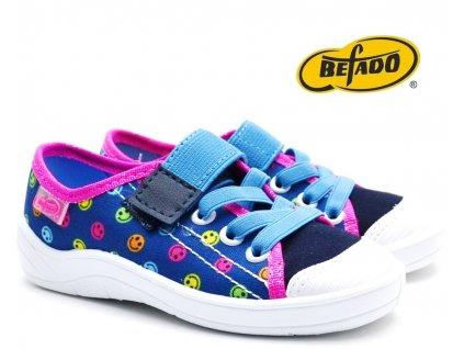 Dívčí tenisky BEFADO 251X162