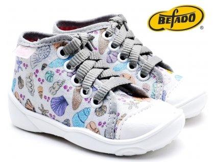 Dětské tenisky BEFADO MAXI 218P061