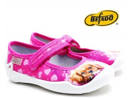 Bačkory BEFADO BLANCA 114X438
