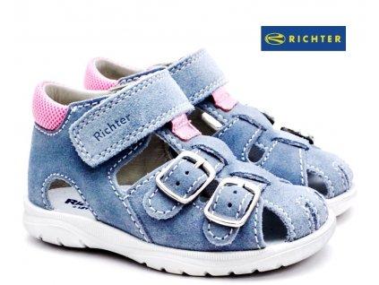 Dětské sandále RICHTER 2602 1111 1721