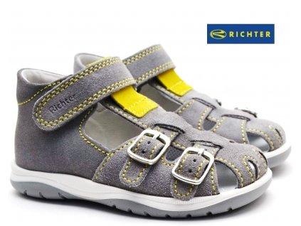 Dětské sandály RICHTER 2601 1112 6601
