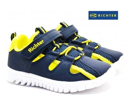 Dětské sandále RICHTER 2652 1172 7201