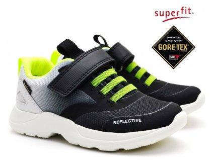 Dětské boty SUPERFIT 1-009209-0010 Gore-tex