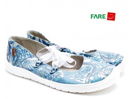 Barefoot balerínnky FARE BARE 5362101